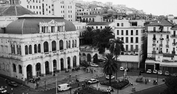 Théâtre National Algérien Mahieddine-Bachtarzi